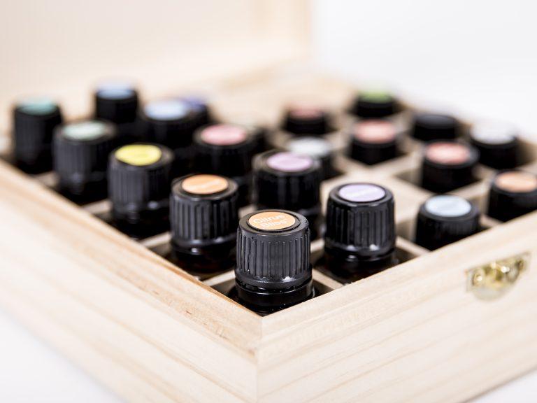 Køb dit personlige æteriske olie blend