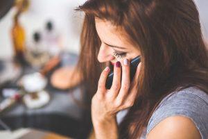 sensitive kvinde skab trivsel i dit liv