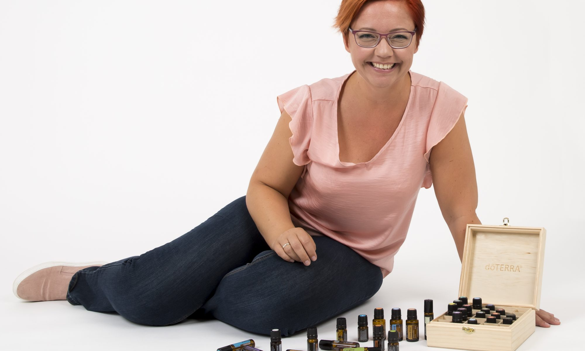 Heidie Kosiara din ekspert inden for aromaterapi