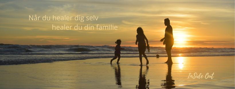 Særligt sensitiv og familie